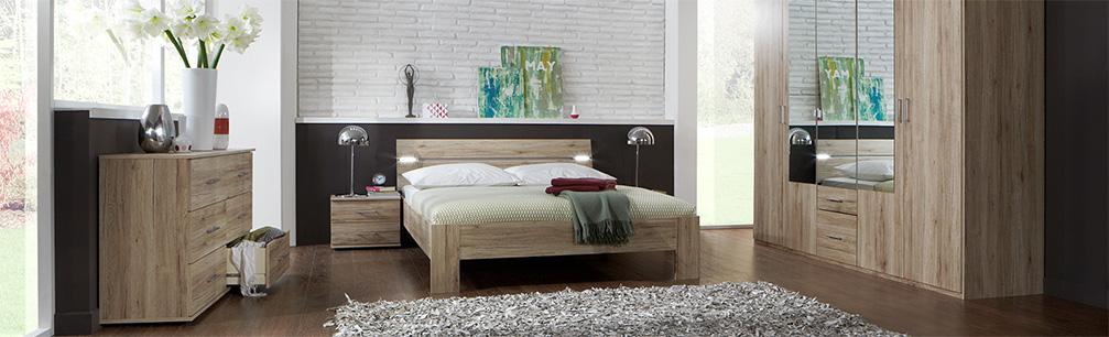 Diamant meubelen - Eenvoudig slaapkamer model ...